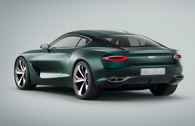 Bentley EXP 10 SPEED