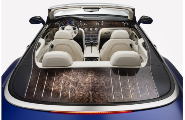 Bentley Grand Convertible