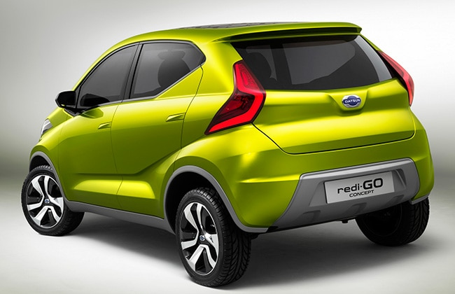 Datsun Redi Go To Launch Next Year In India Cardekho Com