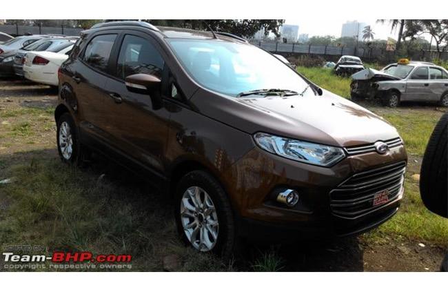 Ford EcoSport Update