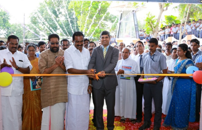Ford India Launches ASSET in Collaboration with Social Welfare Technical School, ITI Cochin