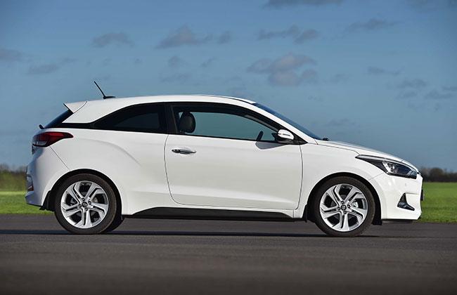 Hyundai Announces Elite i20's Coupe Prices in UK