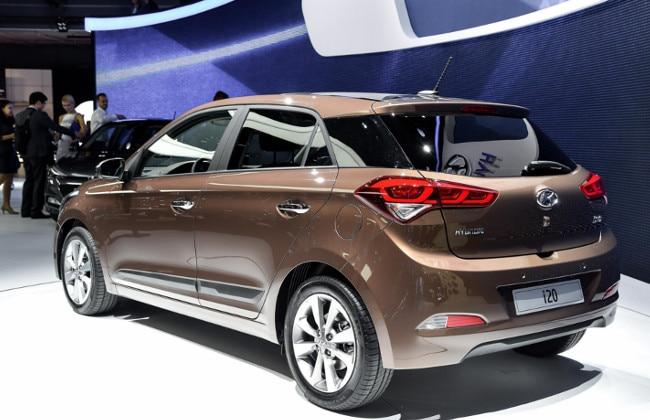 Euro Spec Hyundai I20 Goes Into Production 10L Turbo Petrol To