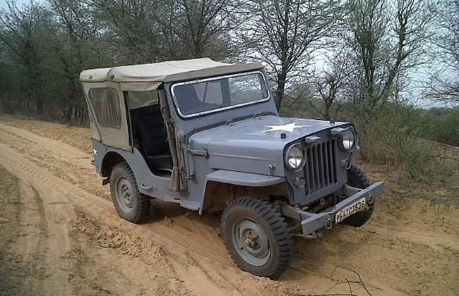 Classic Jeeps For Sale >> Mahindra's version of the Jeep - The Journey | Features | CarDekho.com
