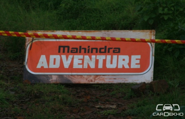 Mahindra Adventure