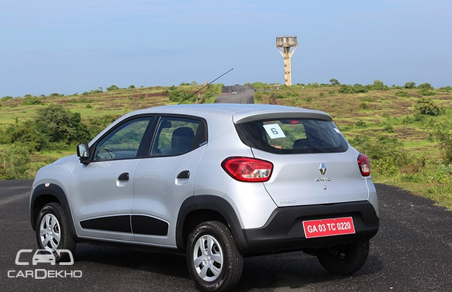 renault kwid first drive review. Black Bedroom Furniture Sets. Home Design Ideas