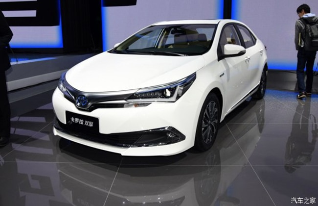 toyota corolla altis hybrid to make its way to 2016 indian