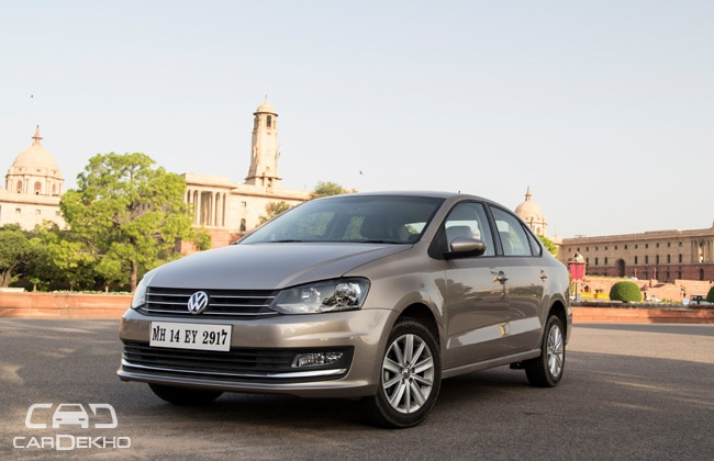 volkswagen vento upgrades to 5 star safety rating business rh business standard com 2017 Volkswagen Vento vw vento user manual