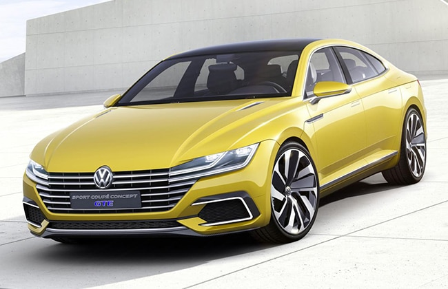 Volkswagen Sports Coupe GTE