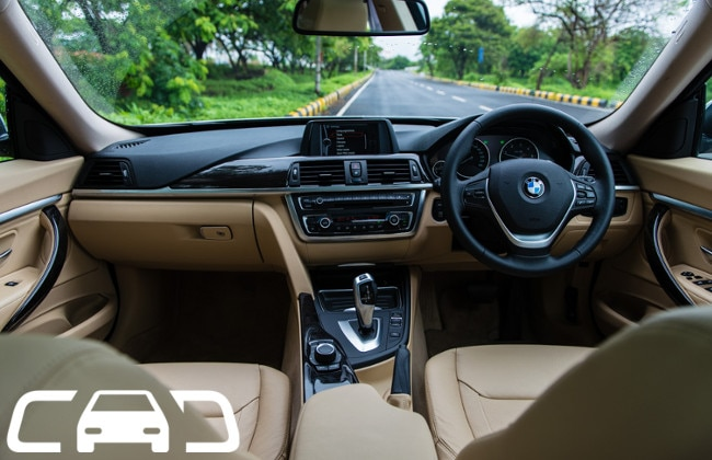 Tell Me About BMW Series Interiors CarDekhocom - Bmw 3 series gt price