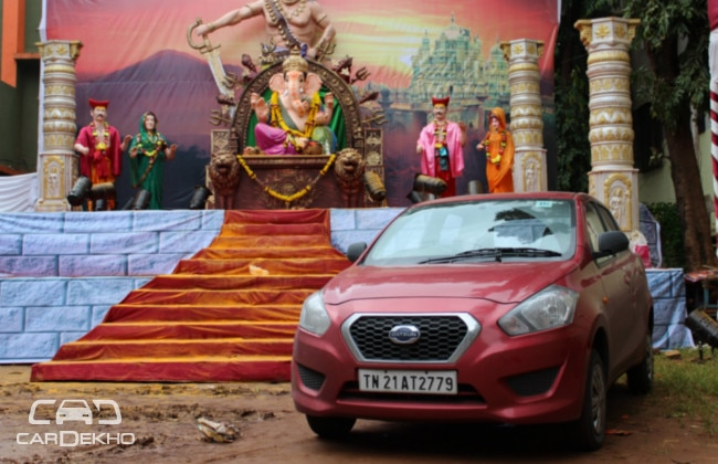On the GO - Exploring Ganeshotsav