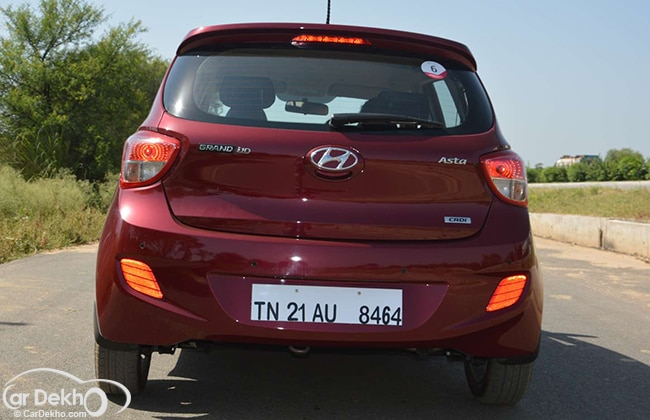 Hyundai Grand I10 Expert Review Cardekho Com
