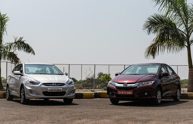 Hyundai Verna  vs Honda City Expert Review