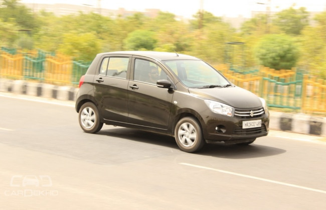 Maruti Celerio LXI Optional