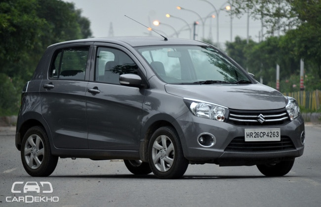 Maruti Celerio Automatic Used Car In Bangalore