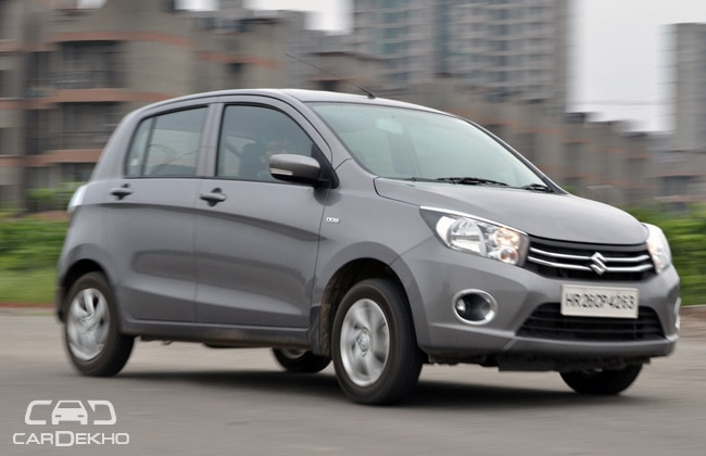 Maruti Suzuki Celerio Diesel Top Model Price