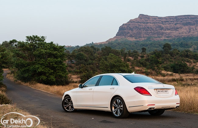 Mercedes benz s class expert review for Used mercedes benz in hyderabad