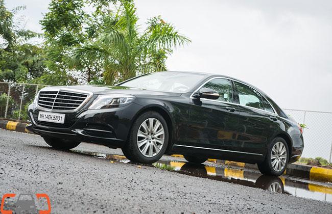 Mercedes Benz S Class Diesel
