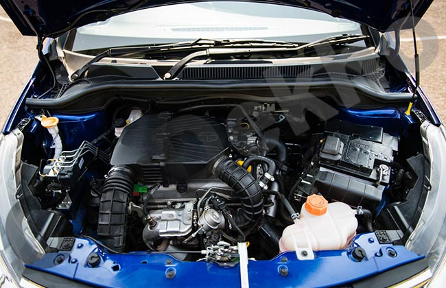 Bolt engine