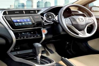 Paddle Shifters: The City Is The Only Car In Its Segment To Offer Paddle  Shifters