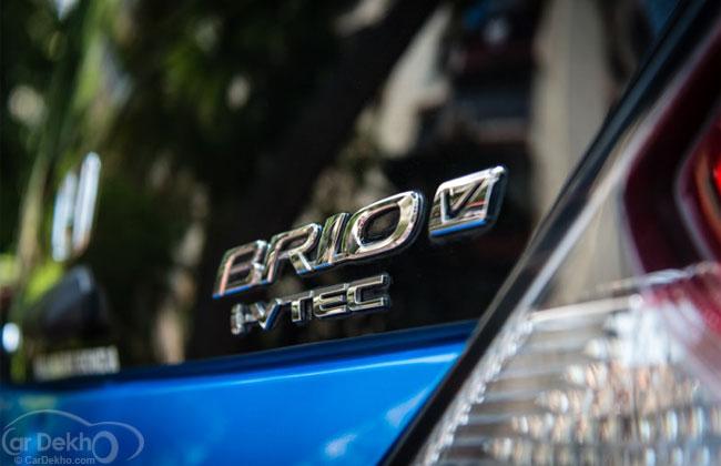 Honda Brio AT