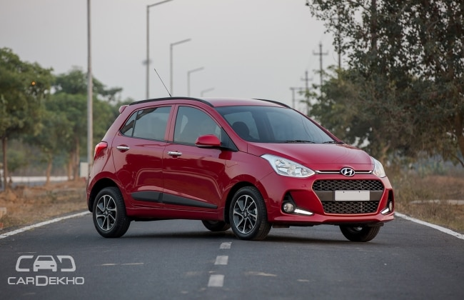 New Hyundai Grand I10 Price In India Review Pics Specs