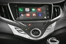 Features Apple CarPlay which works in tandem with your iPhone to fulfil your media & navigation requirements.