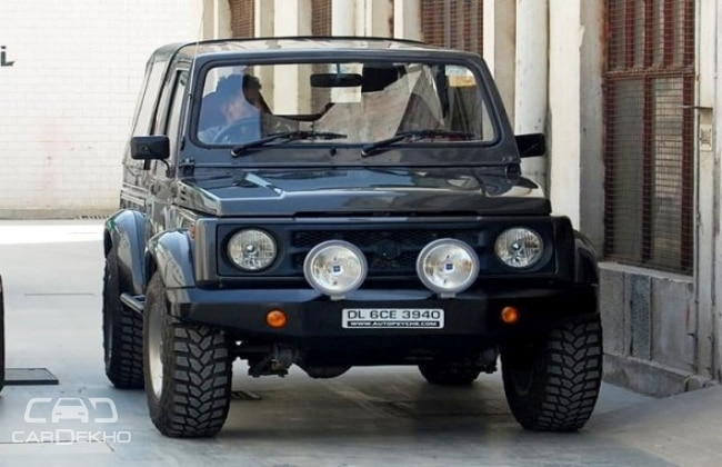 Maruti Suzuki Gypsy King For Sale