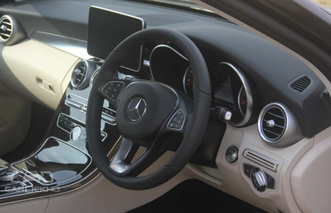 New Mercedes Benz C Class