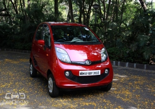 Tata Nano Price Check Year End Offers Review Pics Specs