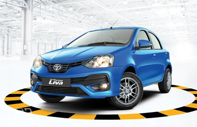 Toyota Etios Liva Specifications