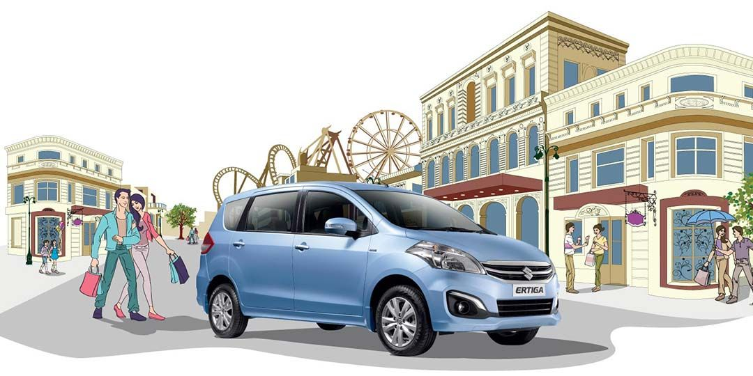 Maruti Ertiga LXI Option