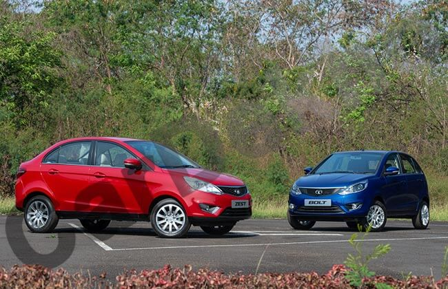 Tata Zest and Bolt Preview