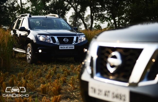 Celebrating Nissan Terrano's First Birthday In Style!