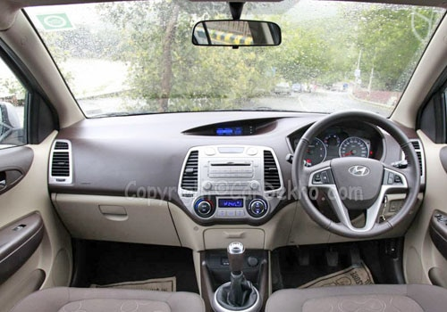 Hyundai i20 crdi 6 speed manual for I20 asta o interior