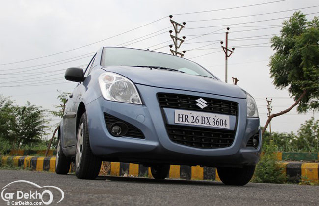 Maruti Ritz Automatic