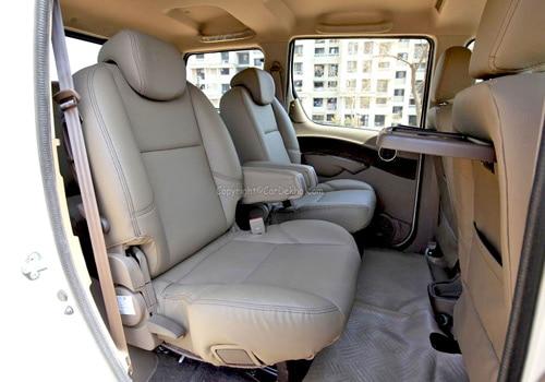 Xylo Car Seating Capacity