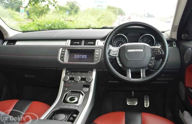 Range Rover Evoque Interior >> Land Rover Range Rover Evoque Images Range Rover Evoque Interior