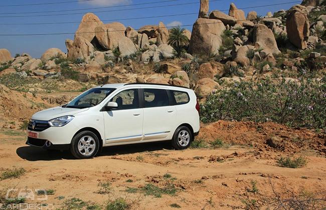 Renault Lodgy First Drive Cardekho Com