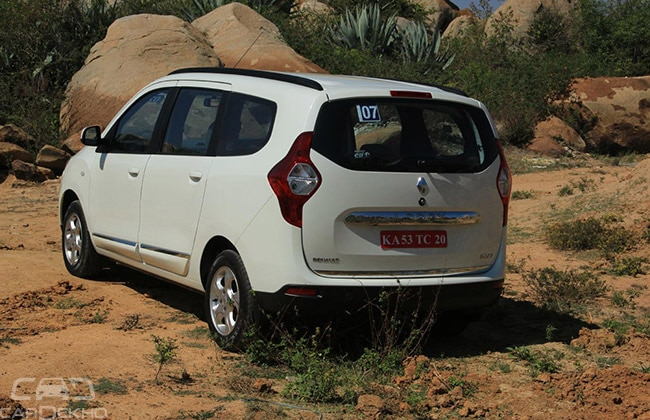 Renault India To Launch Lodgy MPV Tomorrow!