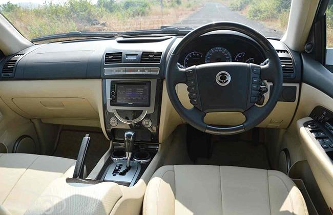 Ssangyong Rexton W Expert Review | CarDekho.com