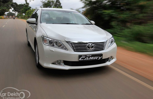 new toyota camry 2 5g review. Black Bedroom Furniture Sets. Home Design Ideas