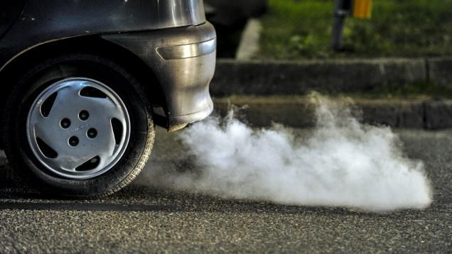Cars were blamed for pollution even though they employ some of the worlds finest technologies