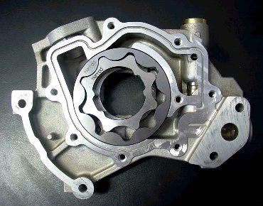 Technical aspects oil pump types for What type of motor oil