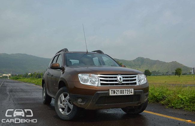renault duster reliability report. Black Bedroom Furniture Sets. Home Design Ideas