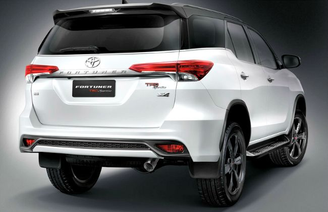 2016 Toyota Fortuner Trd Sportivo Revealed Business